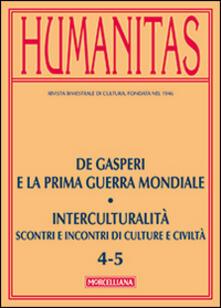 Winniearcher.com Humanitas (2014). Vol. 5: De Gasperi e la prima guerra mondiale. Interculturalità. Scontri e incontri di culture e civiltà. Image