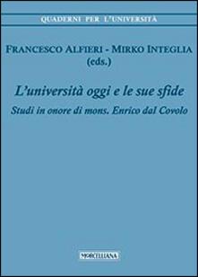 Antondemarirreguera.es L' università di oggi e le sue sfide. Studi in onore di mons. Enrico dal Covolo Image