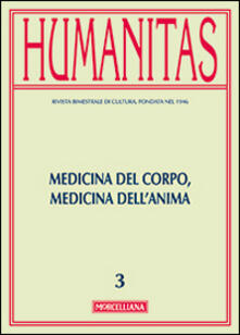 Laboratorioprovematerialilct.it Humanitas (2015). Vol. 3: Medicina del corpo, medicina dell'anima. Image