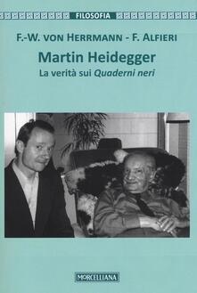 Secchiarapita.it Martin Heidegger. La verità sui Quaderni neri Image
