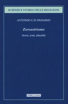 Antondemarirreguera.es Zoroastrismo. Storia, temi, attualità Image