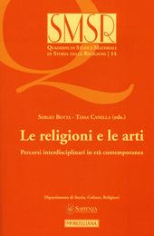 SMSR. Studi e materiali di storia delle religioni (2015). Vol. 82: Le religioni e le arti. Percorsi interdisciplinari in età contemporanea.