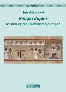 Amatigota.it Religio duplex. Misteri egizi e illuminismo europeo Image