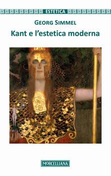 Lpgcsostenible.es Kant e l'estetica moderna Image