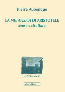 Lpgcsostenible.es La «Metafisica» di Aristotele. Senso e struttura Image