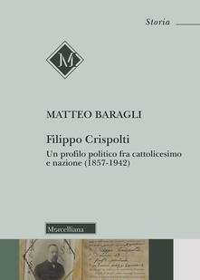 Voluntariadobaleares2014.es Filippo Crispolti. Un profilo politico fra cattolicesimo e nazione (1857-1942) Image