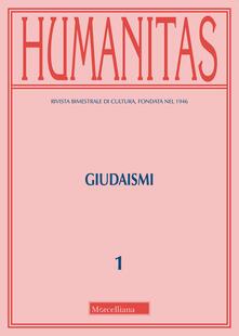 Winniearcher.com Humanitas (2019). Vol. 1: Giudaismi. Image