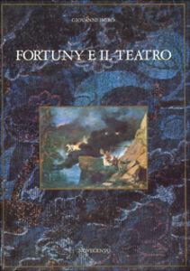 Foto Cover di Fortuny e il teatro, Libro di Giovanni Isgrò, edito da Novecento