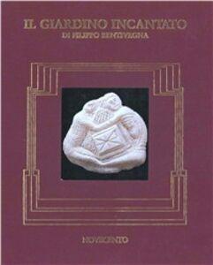 Foto Cover di Il giardino incantato di Filippo Bentivegna, Libro di Gillo Dorfles,Giuseppe Quatriglio, edito da Novecento
