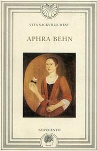 Libro Aphra Behn Vita Sackville-West
