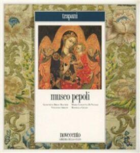 Libro Museo Pepoli di Trapani