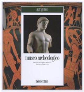 Foto Cover di Museo archeologico regionale di Agrigento, Libro di Giovanni Pugliese Carratelli,Graziella Fiorentini, edito da Novecento