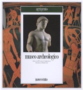 Libro Museo archeologico regionale di Agrigento Giovanni Pugliese Carratelli , Graziella Fiorentini