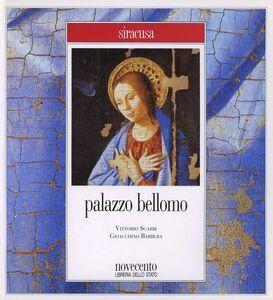 Foto Cover di Galleria regionale palazzo Bellomo di Siracusa, Libro di Vittorio Sgarbi,Gioacchino Barbera, edito da Novecento