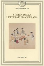 Storia della letteratura coreana