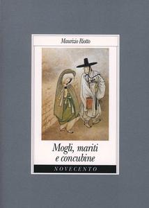 Libro Mogli, mariti e concubine Maurizio Riotto