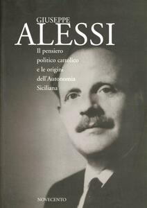 Il pensiero politico cattolico e le origini dell'autonomia siciliana