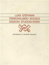Personalismo sociale