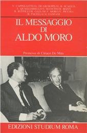Il messaggio di Aldo Moro
