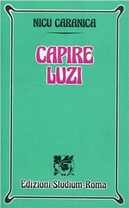 Capire Luzi
