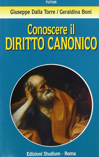 Conoscere il diritto canonico - Dalla Torre Giuseppe Boni Geraldina - wuz.it