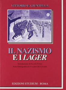 Libro Il nazismo e i lager Vittorio E. Giuntella