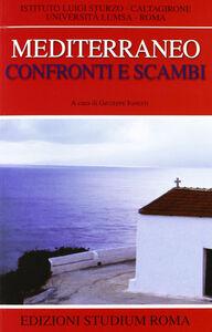 Foto Cover di Mediterraneo. Confronti e scambi, Libro di  edito da Studium