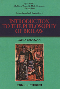 Libro Introuction to the philosophy of biolaw Laura Palazzani
