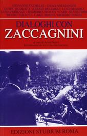 Dialoghi con Zaccagnini