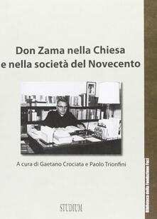 Lascalashepard.it Don Zama nella chiesa e nella società del Novecento Image