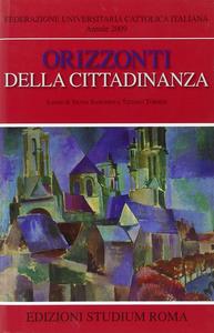 Libro Orizzonti della cittadinanza