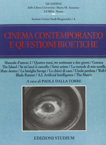 Libro Cinema contemporaneo e questioni bioetiche