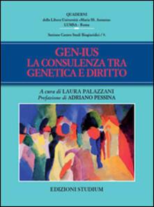 Gen-ius. La consulenza tra genetica e diritto.pdf