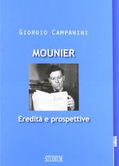Mounier: eredità e prospettive