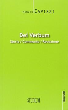 Dei verbum. Storia, commento, recezione.pdf
