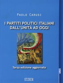Cocktaillab.it I partiti politici italiani dall'unità ad oggi Image
