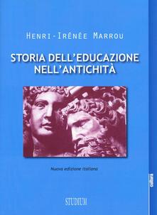 Writersfactory.it Storia dell'educazione nell'antichità Image