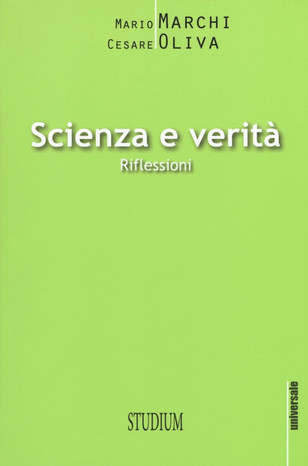 Scienza e verità. Riflessioni