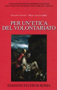 Libro Per un'etica del volontariato