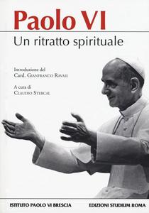 Libro Paolo VI. Un ritratto spirituale