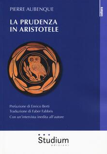 La prudenza in Aristotele.pdf