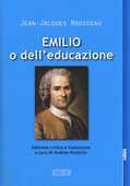 Libro Emilio o dell'educazione Jean-Jacques Rousseau