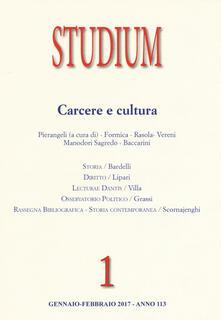 Atomicabionda-ilfilm.it Studium (2017). Vol. 1: Carcere e cultura. Image