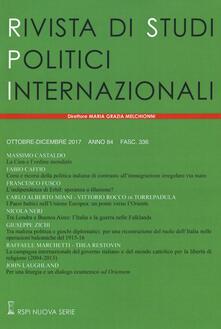 Rivista di studi politici internazionali (2017). Vol. 4.pdf