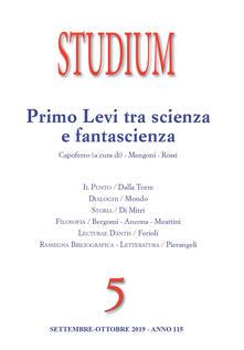Daddyswing.es Studium (2019). Vol. 5: Primo Levi tra scienza e fantascienza. Image