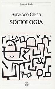 Libro Sociologia Salvador Giner
