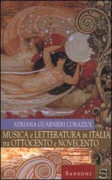 Musica e letteratura in Italia tra Ottocento e Novecento.pdf