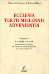 Ecclesia tertii millenni advenientis