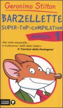 Ristorantezintonio.it Barzellette. Super-top-compilation. Ediz. illustrata. Vol. 1 Image