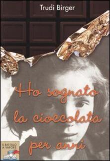 Winniearcher.com Ho sognato la cioccolata per anni Image